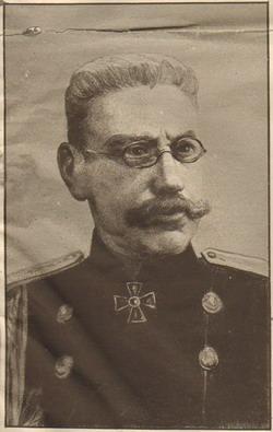 Генерал-от-инфантерии Н. В. Рузский.